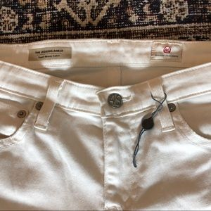 Ag Adriano Goldschmied Pants - Adriano Goldschmeid AG White Denim - 28 - NWOT